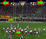 Michigan State Play clock